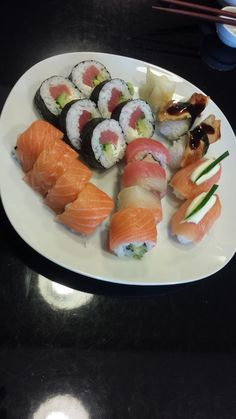 Haiku #Sushi is the place in #Sofia, where you can enjoy the amazing taste of a real fresh prepared #sushi