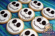 Tartas, Galletas Decoradas y Cupcakes: Paso a Paso Halloween | https://lomejordelaweb.es/