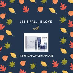 Loads of reasons to fall in love with Infinite Advanced Skincare by Forever! Click Slideshare link for some of them. Presentation includes a video with Kristina Rihanoff telling us why SHE loves Infinite. And don't forget that all Forever's natural products come complete with a 60-Day Money-Back Guarantee if you order through a Forever Business Owner like me!