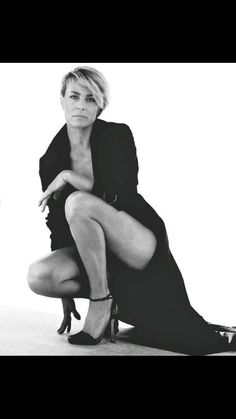 """""""House of Cards"""" Claire Underwood (Robin Wright)"""