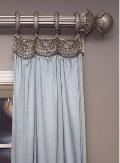 Bedroom curtains with blinds drapery hardware 70 Ideas Window Coverings, Window Treatments, Bedroom Curtains With Blinds, Plain Curtains, Elegant Curtains, Velvet Curtains, Drapery Designs, Drapery Ideas, Drapery Panels