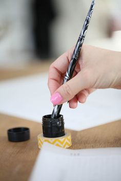How To Learn Calligraphy