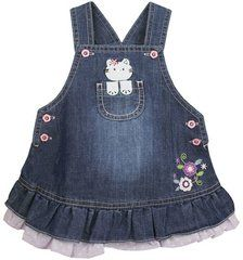 Baby Girl Christmas Dresses, Baby Girl Dresses, Baby Dress, Toddler Outfits, Kids Outfits, Denim Fashion, Kids Fashion, Baby Jeans, Toddler Girl Style
