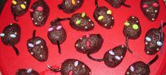 Ricetta per bambini: i topini di cioccolato   Nonsonounapasticciera.it