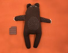 """Check out new work on my @Behance portfolio: """"Grumpy old bear"""" http://be.net/gallery/55428177/Grumpy-old-bear"""
