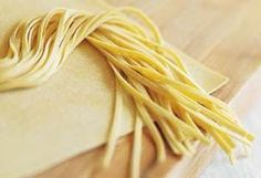 Classic Fresh Pasta - Click for Recipe