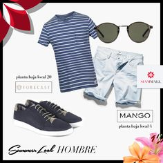 Get the perfect #look for this #summer at #CCSiamMall. We <3 #menswear! #Mango #Forecast