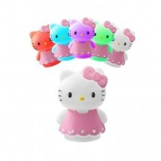 Hello Kitty KT3099 LED Mood Lamp -- Read more  at the image link.Note:It is affiliate link to Amazon.