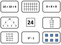 The Number Concept Map (Video and PDF)