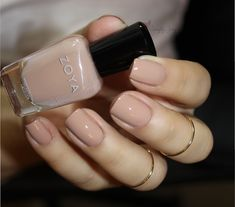 Happy Wednesday! Hope that you hand a great holiday. Zoya has release their third Naturel collection that goes from low to high impact ne...