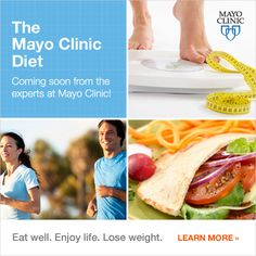 A healthy weight is at the center of good health – no matter your age, gender, health conditions, or occupation. That's why we developed The Mayo Clinic #Diet Online – to bring the science of #weightloss and proven results directly to our patients, wherever you are! Get day-by-day guidance, meal plans, tools and more.