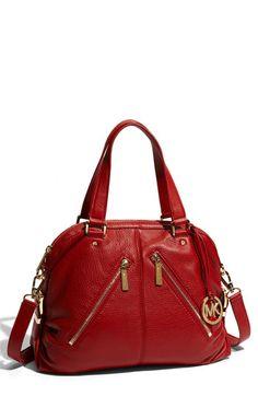 The perfect red handbag.