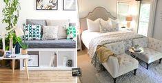 Comodini originali per la camera da letto! 20 idee... Lasciatevi ispirare!