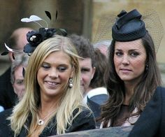 chelsy davy boyfriend | Chelsy Davy and Kate Middleton