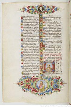 Titre : Breviarium Strigoniense. Date d'édition : 1523-1524 20v