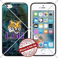New iPhone SE Case , 5/5s TPU Case Louisiana State Univer…