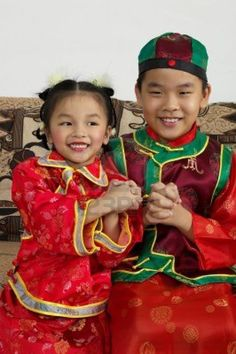 Chinese New Year traditional clothes #chinese new year Http://patricialee.me