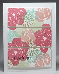 http://dreamingaboutrubberstamps.com/  This economical card features a collage of images from Stampin' Up! new Occasions Mini set, Simple Stems stamped with the In Color 2013-2015 inks.