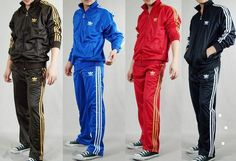 adidas-tracksuits-track-suits-sport-jackets-adicolor - things men should never wear adidas-tracksuit Track Suit Men, Adidas Tracksuit Mens, Adidas Men, Adidas Brand, Nike Men, Sweats Outfit, Adidas Outfit, Adidas Jumpsuit, 1970s