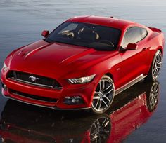 2015 Ford Mustang. Yay or Nay? #CarFlash