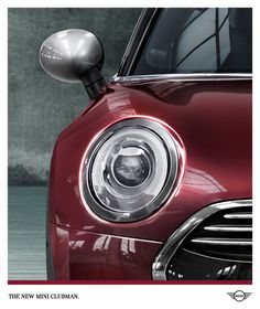 Tested on the famous Nürburgring racetrack, the new #MINI #Clubman is more than a handsome profile.