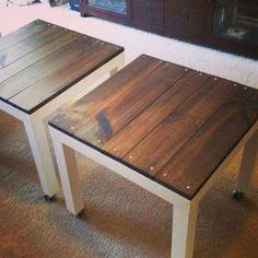 Fantazja na temat stolika Lack 1