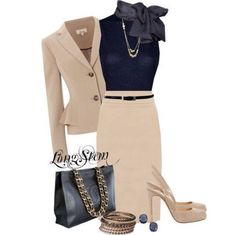 A business fashion look featuring MANGO blouses, Linea jackets and Oasis skirts…. A business fashion look featuring MANGO blouses, Linea jackets and Oasis skirts. Browse and shop related looks. Classy Casual, Classy Dress, Classy Outfits, Dress Casual, Casual Shoes, Classy Style, Stylish Work Outfits, Classy Chic, Office Outfits