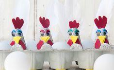 קליעה למטרה, מרוץ צפרדעים או אפרוחים; אשפית ה-DIY דנה ישראלי מציגה שלוש הדרכות ליצירה מהנה מקרטון ביצים שבסופן תקבלו משחקים מגניבים