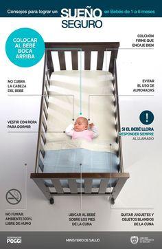 Consejos para el bebé cuando duerme #embarazo #bebe #pregnant #infografias #infographic