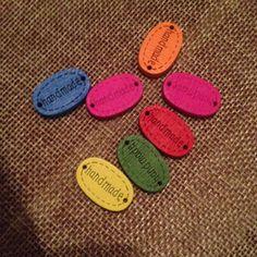 borroni colorati hanmade di rainbowshopCo su Etsy