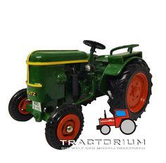 Tyro Toys Deutz D 15 Traktor 1/32