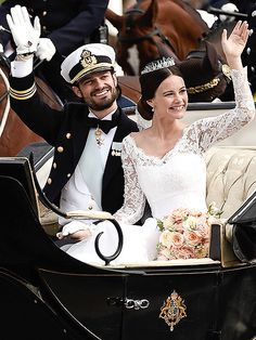 Introducing Princess Sofia! The Best Photos from the Swedish Royal Wedding