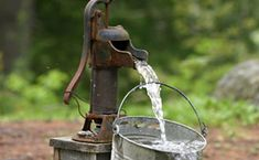 A list of sources for Water and several methods of Purification for safe drinking.