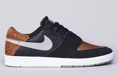 Nike SB Paul Rodriguez 7 Low Military Brown