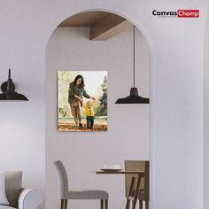 Canvas Prints from CanvasChamp. Transform your favorite memories into your new home decor. Rated canvas photo print in the industry. Create Your Own Canvas, Custom Canvas Prints, Photo Canvas, Your Photos, Online Printing, Artwork, Furniture, Home Decor, Work Of Art