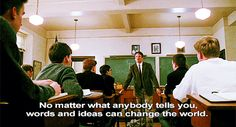 All the Times 'Dead Poets Society' Gave Us Hope | When their teacher made the boys fall in love with poetry and literature.