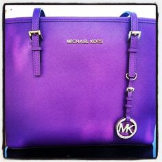 Michael Kors Leather Chain Tote Vanilla MK 1010  help you tonight .     .. . Why is this us... . ...