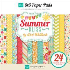 Echo Park Paper Company Summer Bliss Pads Echo Park Paper Company http://www.amazon.com/dp/B00HYH0AH0/ref=cm_sw_r_pi_dp_dH9Ptb05Q8ERH2H9