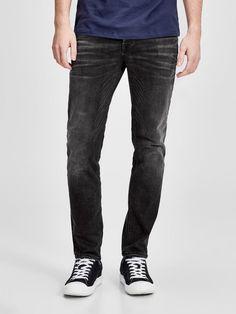 Jack & Jones TIM ORIGINAL JOS 709 NOOS Slim Fit Jeans für 69,99€. Schlanke und moderne Silhouette dank Slim Fit bei OTTO
