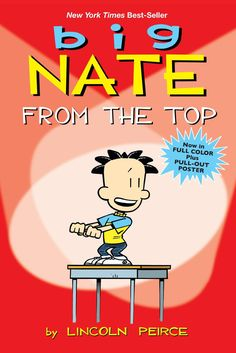 Big Nate from the Top Big Nate Original