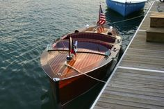 1941 Chris Craft Wood Speedboat.  Saw these on the Detroit River.  Wanted to grow up and own one.