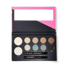 "Cynthia Rowley Beauty The Game Face Eyeshadow Palette, <span class=""price"">$40.00</span> #birchbox"