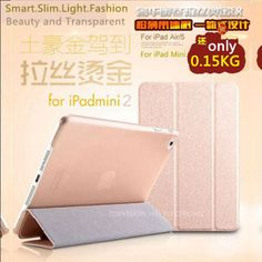 Good slim leather smart case for ipad 2 3 4 cover for apple ipad air 1 2 case 5 transparent back slim thin flip protective skin
