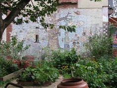 GreenThumb- community garden program of NYC Dept of Parks and Recs
