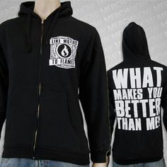 Like moths to flames jacket THAT I WANT SO BAD!