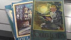 Nostalgiset Naiset -blogin emäntä kertoo Lottajärjestön joululehdistä. Cover, Books, Painting, Art, Art Background, Libros, Book, Painting Art, Kunst