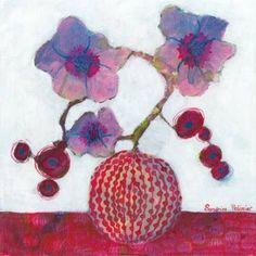 "Saatchi Art Artist Sandrine Pelissier; Painting, ""In Granada"" #art"