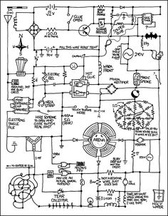 Electrical Engineer likewise Wiring Diagram Funny additionally Electric Circuits furthermore Ohms Law Calculator also Black And White Heart Diagram Unlabeled. on funny electrical circuit