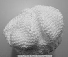 Tudo sobre tricô [tricot, knitting], como o compartilhamento de técnicas e receitas, dicas de elaboração (muitas delas com passo a passo). Free Knitting, Baby Knitting, Knitting Patterns, Crochet Patterns, Crochet Scarves, Crochet Hats, Celtic Heart Knot, Knit Boots, Baby Alpaca