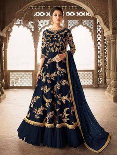 Designer Anarkali, Designer Salwar Kameez, Designer Gowns, Designer Wear, Shalwar Kameez, Salwar Suits, Bridal Anarkali Suits, Churidar, Punjabi Suits